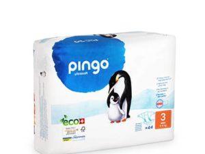 Pañal Ecológico Talla-3 Pingo
