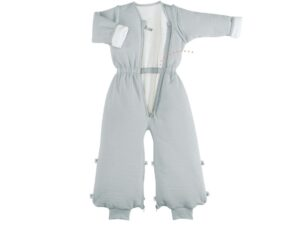 Pijama Manta Magic Bag Bemini Gris 18 a 36 meses