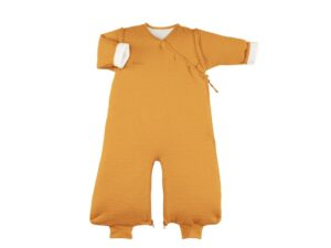 Pijama Manta Magic Bag Bemini Ocre 3 a 9 meses