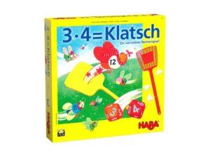 3x4=¡ZAS! de Haba