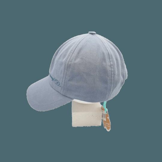 Gorra Azul con Visera